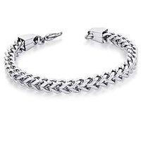 Peora Men'S 316L Stainless Steel Bracelet