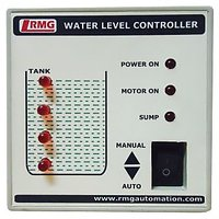 """""""Automatic Water Level Controller With Indicator - For Tank And Sump Set Up"""""""