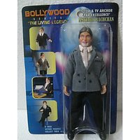 UNIQUE- 8' INCH ACTION FIGURE OF BOLLYWOOD ACTOR - FREE SHIPPING