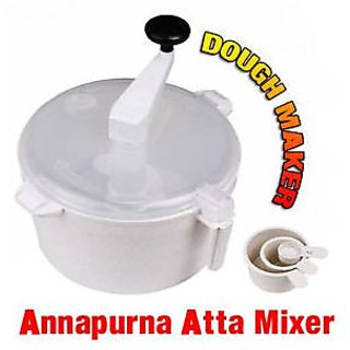 Annapurna Dough Maker / Atta Mixer available at ShopClues for Rs.192