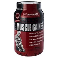 Muscle Gainer - Weight Gainer / Mass Gainer / Body Building Supplements - 2 Lbs
