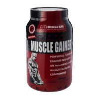 Muscle Gainer - Weight Gainer / Mass Gainer / Body Building Supplements - 4 Lbs