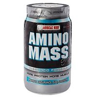 Amino Mass -Strengthens Muscle / Growth / Weight Gainer - 2 Lbs