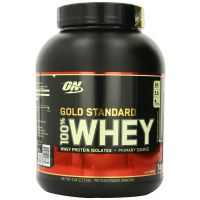 ON Gold Standard 100% Whey Protein, 5 Lb Double Rich Chocolate