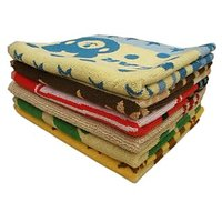 Table Mat Zero Twist Super Soft 100% Cotton (Set Of Six) Brand Gangotri Overseas