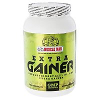 Extra Gainer - Weight Gainer / Gain Mass / Build Muscles - 2 Lbs
