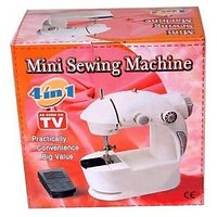 4 In 1 Mini Sewing Machine - 74024502