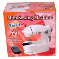 4 In 1 Multipurpose Mini Sewing Machine