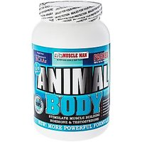 Animal Body - Muscle Builder / Weight Gainer - 2 Lbs