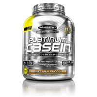Muscle Tech Essential Series Platinum 100% Casein Gourmet Milk Chocolate 3.6lb