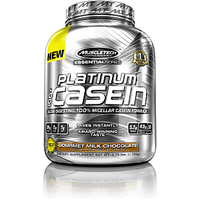 Muscle Tech Essential Series Platinum 100% Casein Strawberry Shortcake 3.6lb