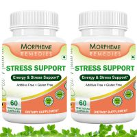 Morpheme Stress Support Capsules For Energy & Stress Support  MORPH222