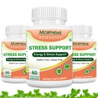 Morpheme Stress Support Capsules For Energy & Stress Support  MORPH230