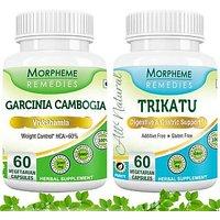 Garcinia Cambogia (HCA >60%) + Trikatu  For Appetite Suppressant MORPH245