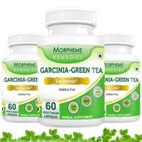 Morpheme Garcinia Cambogia Green Tea - Fat Burner Supplements  MORPH301