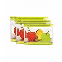 Unique Creations Melamine Trays Fruit Crush Tray Set - 3 Pcs