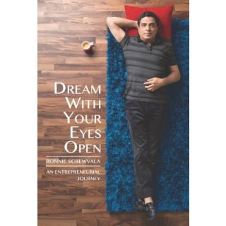 Dream With Your Eyes Open- An Entrepreneurial Journey Pre-Order (Hardcover)