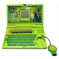 BEN 10 ENGLISH LEARNER KIDS LAPTOP