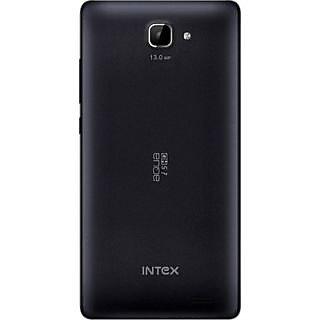 Intex Aqua i5 HD (Black)