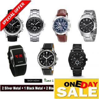 Combo Of 7 Elegant Watches