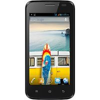 Micromax Bolt A66, Black,1GHz Dual Core, Android V4.1.2 (Jelly Bean), 512MB, 2MP