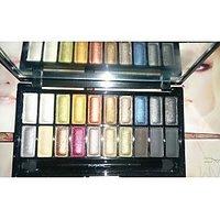 MAC 20 Colour Shimmer Eye Shadow Palette