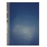 A4 Size Spiral Notebook Ruled 200 Pages (100 Leaf)