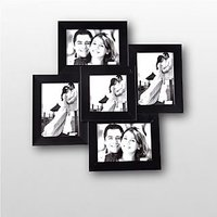 5 In One Collage Photo Frame