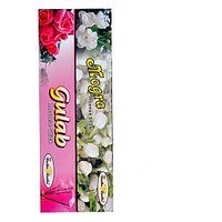 Mogra Or Gulab Combo Pack Of 12 ( In High Quality Flavours )