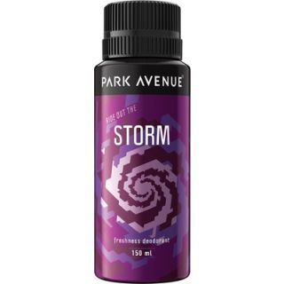 Park Avenue Storm Deodorant Spray - 150 ml