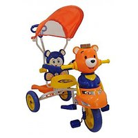 HLX-NMC KIDS TRICYCLE SMART BEAR BLUE