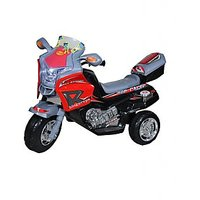 Hum Tum  Electronic Ride-On Motorbike With Music And Sound Effects (Black)