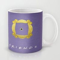 Astrode Friends Poster Coffee Mug