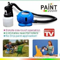 Paint Zoom Ultimate Professional Paint Sprayer Painting Machine Compressor & Gun