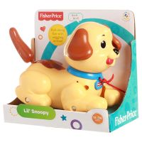 Fisher Price Lil' Snoopy Restage