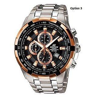 Casio Edifice EF-539D-1AV Chronograph Watch For Men's With 1Year Warranty