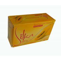 Silka Papaya Whitening Soap For Dark Spots,Anti Aging