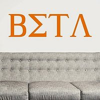 DeStudio Beta Jock Usa Frat Geek Wall Sticker Decal Wallart Vinyl Wall Sticker Size (45cms X 60cms)