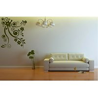 Stars And Leaves Floral Embellishment One Size (45cms X 60cms)