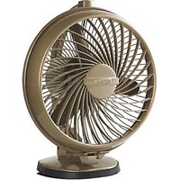 Luminous Buddy 3 Blade Table Fan (Olive Champagne)