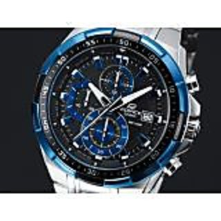Casio Edifice Stopwatch Chronograph Multi-Color Dial Men's Watch - EFR-539D-1A