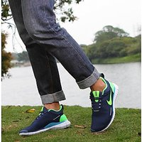 Imported Free OG Breathe Dark Blue Imported Sports Shoes