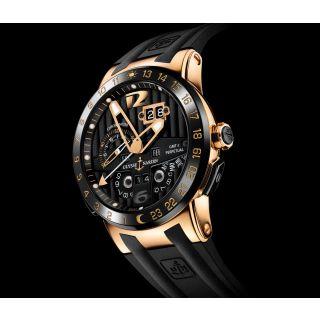 El Toro Black Swiss ETA Men's Luxury Watch In Replica
