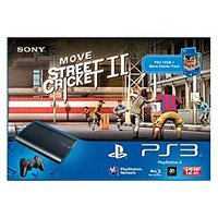 Sony PS3 12GB Gaming Console With Move Starter Pack