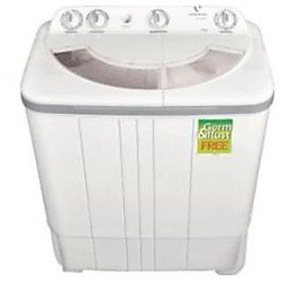 Videocon 6.0 Kg -VS60A11 Semi Automatic Washing Machine Grey