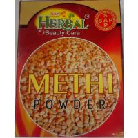 Herbal Beauty Care Methi Powder (set Of 5 Pc )