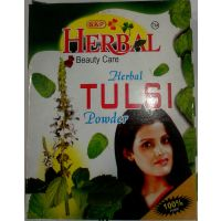 Herbal Beauty Care Herbal Tulsi Powder 100% Pure ( Set Of 4pc )