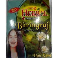 Herbal Beauty Care 100% Pure Herbal Bhringraj Powder Hair Care ( Set Of 4 Pc )
