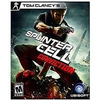 Tom Clancy Splinter Cell Conviction Pc Game