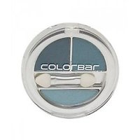 COLORBAR Enchanting Trio Eye Shadow Palette- Turquoise Magic-007
